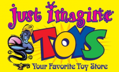 Just Imagine Toys. Baraboo, Wisconsin